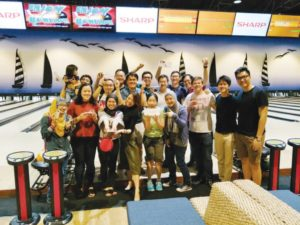 PAMSC Bowling Night