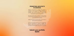 Promoting Architects in Sarawak