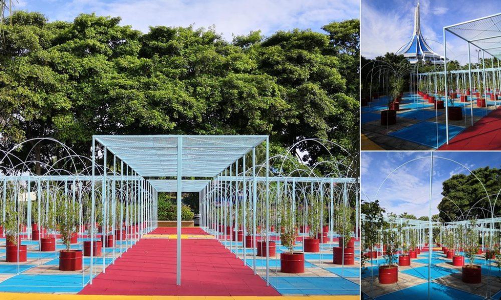 Arkitek JFN Sdn Bhd-New Norm Park Kuching