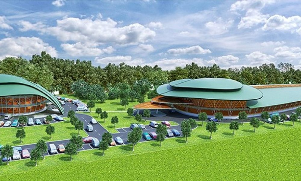 Proposed Research Centre